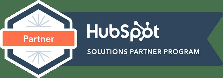 Logo Hubspot Solutions partner program